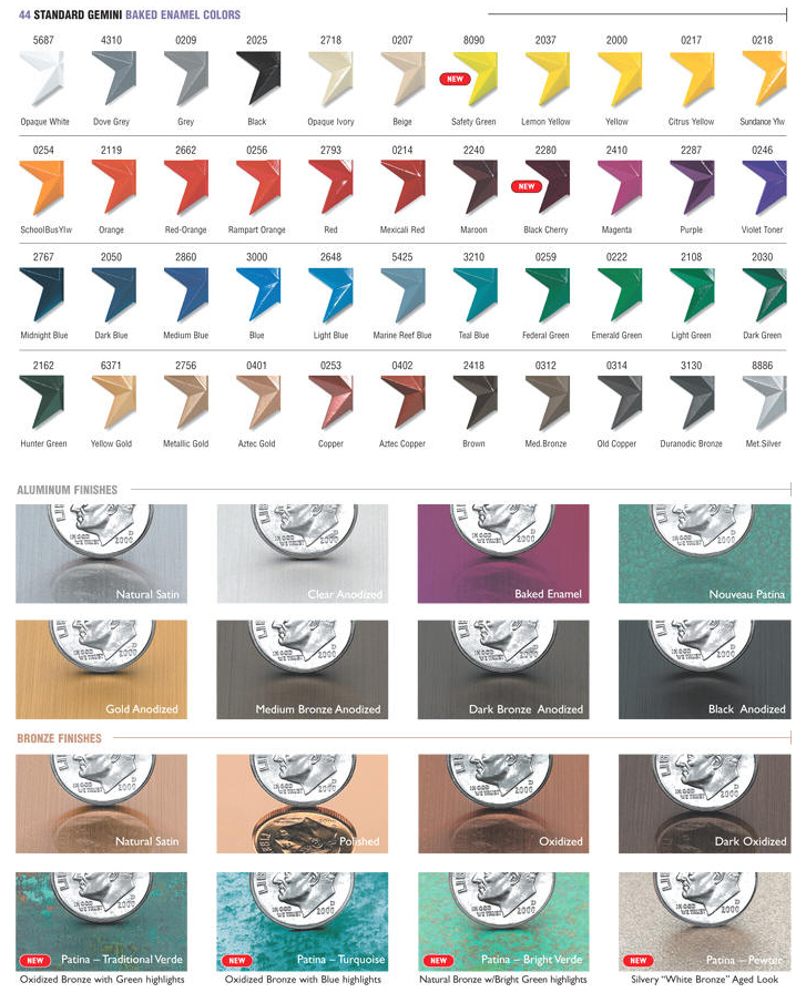 color-finishes